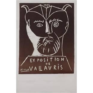 Pablo Picasso (1881-1973) Exposition de Vallauris -