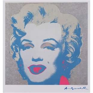 Æ' Andy Warhol (Andrew Warhola) (1928-1987) Marilyn