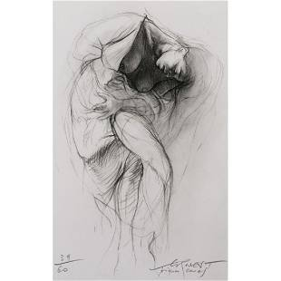 Ernest Pignon-Ernest (born 1942) Untitled - 2009