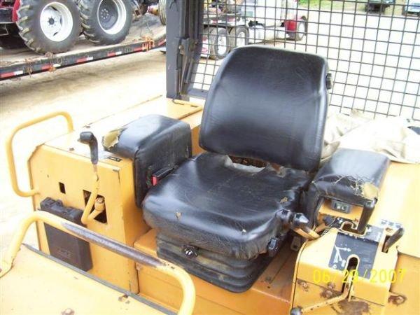 1081: CASE 1150 G CRAWLER DOZER W/ 6 WAY BLADE NICE MAC - 10