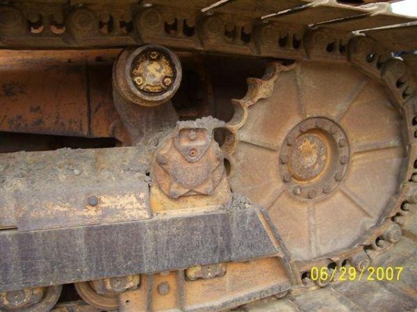 1081: CASE 1150 G CRAWLER DOZER W/ 6 WAY BLADE NICE MAC - 2