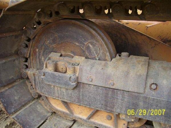 1081: CASE 1150 G CRAWLER DOZER W/ 6 WAY BLADE NICE MAC - 3