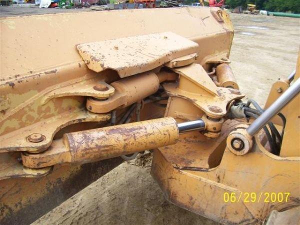 1081: CASE 1150 G CRAWLER DOZER W/ 6 WAY BLADE NICE MAC - 4