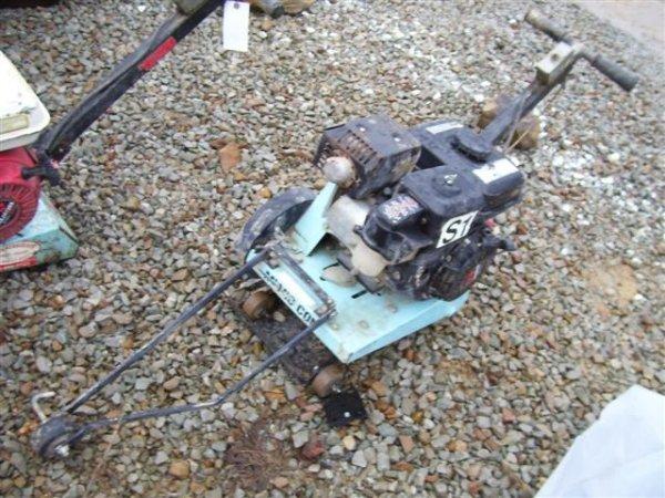 7: TARGET CONCRETE SAW-HONDA ENGINE-DIAMOND BLADE
