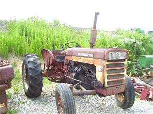 IH FARMALL 460 DIESEL PARTS ONLY TRACTOR