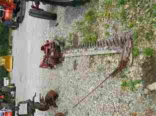 INTERNATIONAL 110 SIDE MOUNT SICKLE BAR MOWER