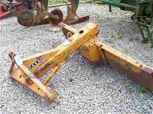 """WOODS 71"""" 3PT BLADE FOR FARM TRACTORS"""