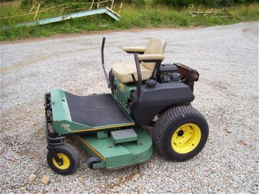 1200: BUNTON TWISTER ZERO TURN MOWER-61\