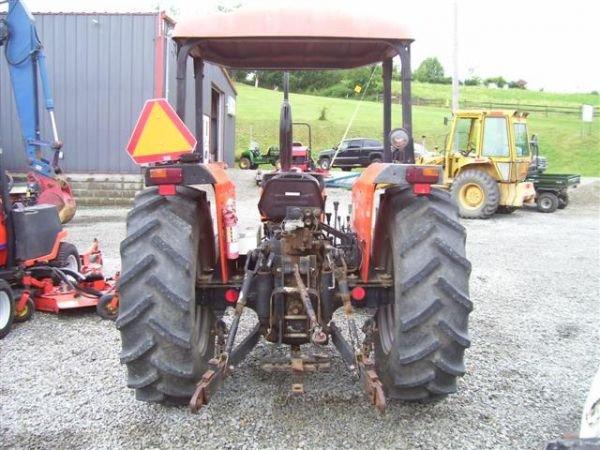 1028A: NICE AGCO ALLIS 5670 FARM TRACTOR - 5