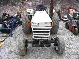 BOLENS G192 COMPACT TRACTOR WITH MOWER