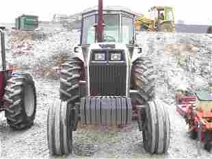 2-135 WHITE FARM TRACTOR WITH CAB