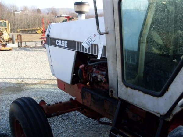 148: CASE 1690 TRACTOR W/CAB/HEAT - 6