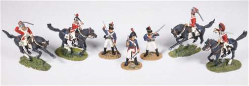 (3) BOXED BRITAINS TOY SOLDIER SETS