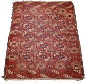TEKKE BOKHARA RUG  32 x 4