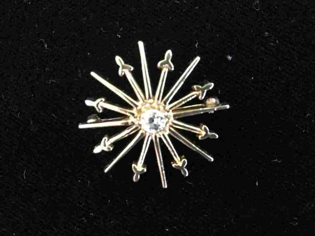 DIAMOND PENDANT/BROOCH
