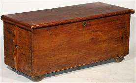 EARLY SEA CHEST