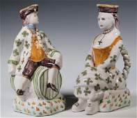PR FAIENCE PITCHERS