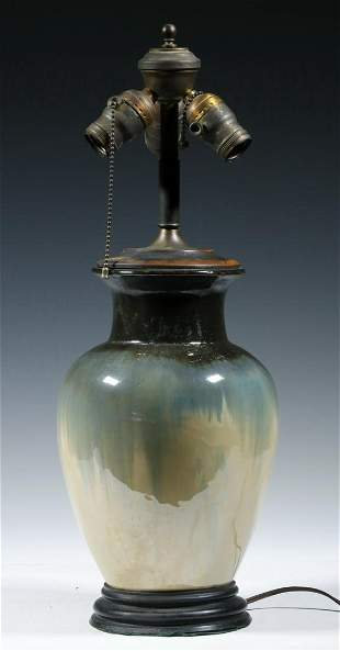 FULPER ART POTTERY TABLE LAMP