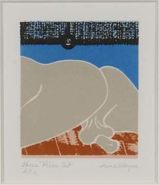 JUNE CLAIRE WAYNE (IL/CA, 1918-2011)