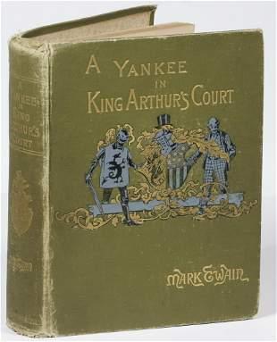 """A YANKEE IN KING ARTHUR'S COURT"" BY MARK TWAIN, 2ND"