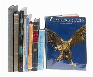 (9) BOOKS ON AMERICAN ART