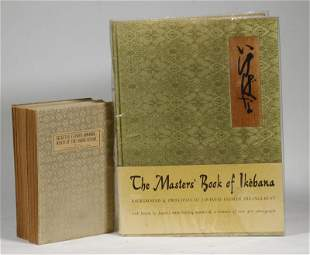 BOOKS: (2) JAPANESE TITLES IN (3) VOLUMES