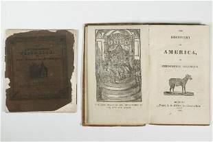 (2) EARLY 19TH C. MINIATURE SCHOOLBOOKS