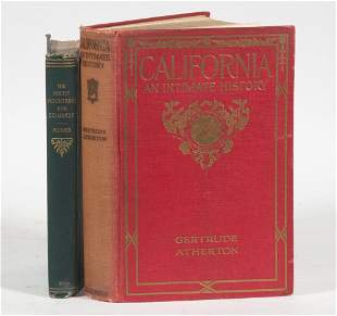 (2) EARLY BOOKS ON THE AMERICAN WEST
