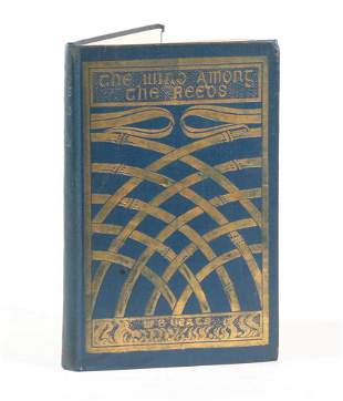 BOOK OF POETRY BY YEATS, 1ST AMER ED