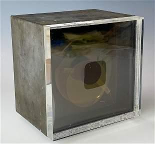 Prisma Kirsch Hamilton Mid Century Modern Clock