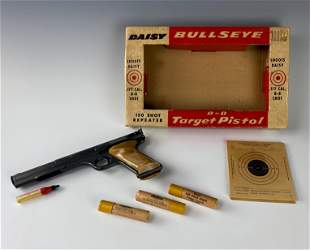 Daisy Bullseye BB Target Outdoor Air Rifle Pistol