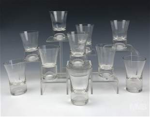 Rosenthal Studio-linie Shot Glasses Set Of 10