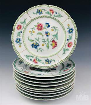 Villeroy & Boch Indian Summer Salad Plates Set