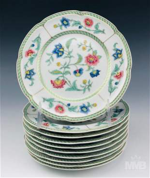 Villeroy & Boch Indian Summer Bread Butter Plates