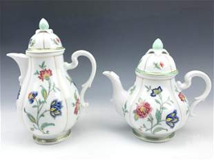 Villeroy & Boch Heinrich Indian Summer Teapot Set