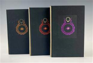 Lord of the Rings Trilogy Second Edition Book Set