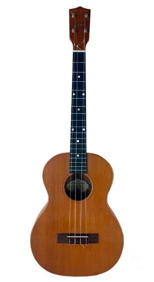 Arthur Godfrey Vega Baritone Ukulele Instrument