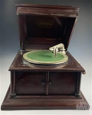 Columbia Records Grafonola Favorite Gramophone