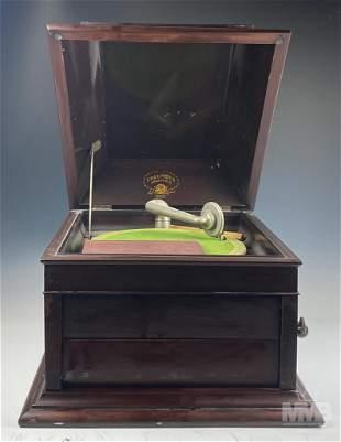 Columbia Grafonola D-2 Table Top Record Phonograph