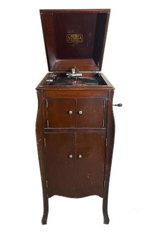 Victor Victrola Chest Drawers VV-X Phonograph