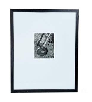 Steven Crainford (b.1948) Pencil Signed Photograph