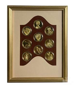 Franklin Mint Treasure of Ancient Greece Coins