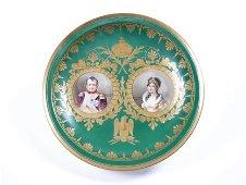 A Vienna Portrait Dish