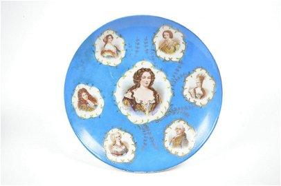 A Vienna Porcelain Dish