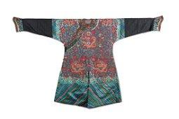 A Chinese Dragon Robe
