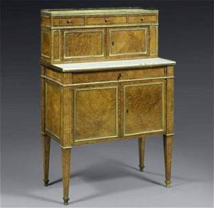A Fine Wood Desk