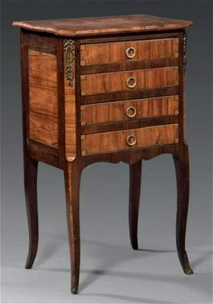 A Fine Coffee Table