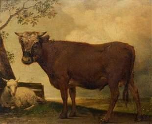 A Portrait of Bull
