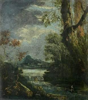 A Portrait of Landscape