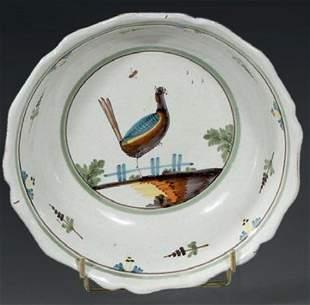 An Enamel Porcelain Bowl